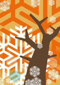 Cold Tree Mural