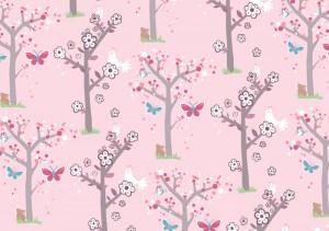 Sweet Spring Mural
