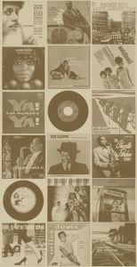 Vinyl Mural