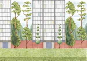 Mural Urban Garden Day by Pascua Ortega