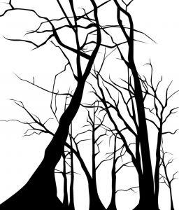 Trees Mural
