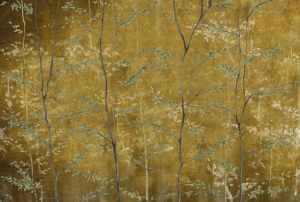 Mural Woods Gold