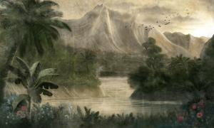 Mural Kodo Maca