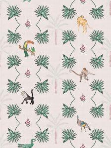 Monteverde Pink wallpaper