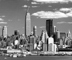 NEW YORKER MURAL
