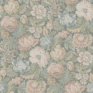 Nightingale Garden Green wallpaper