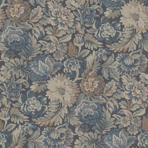 Nightingale Garden Blue wallpaper
