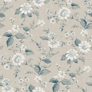 Laura´s Cottage Beige wallpaper