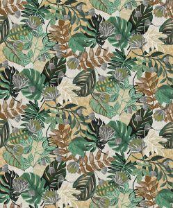 Bliss Emerald wallpaper