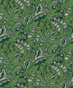 Bahia Greenery wallpaper