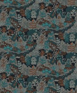 Paradiso Pine wallpaper