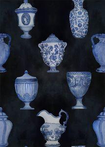 Porcelaine Marine wallpaper