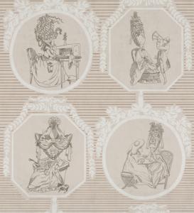 Théâtre Nude wallpaper