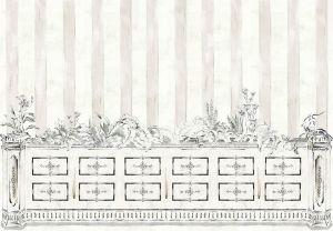 Mural Fachada Mono Perla