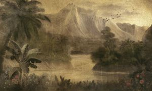 Mural Kodo Gold