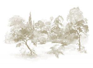 Tres Tintas Botanical Mural