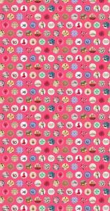 mural,spanish,theme,pink