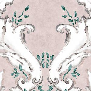 Ornamental Nude wallpaper