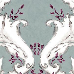 Ornamental Alga wallpaper