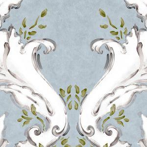 Ornamental Lima wallpaper