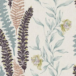 Floral Pistacho wallpaper