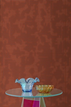 muurschildering,jaguar,oerwoud,kleur