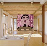 Maria Callas Mural