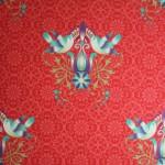 Catalina Estrada Wallpaper Tweet Red