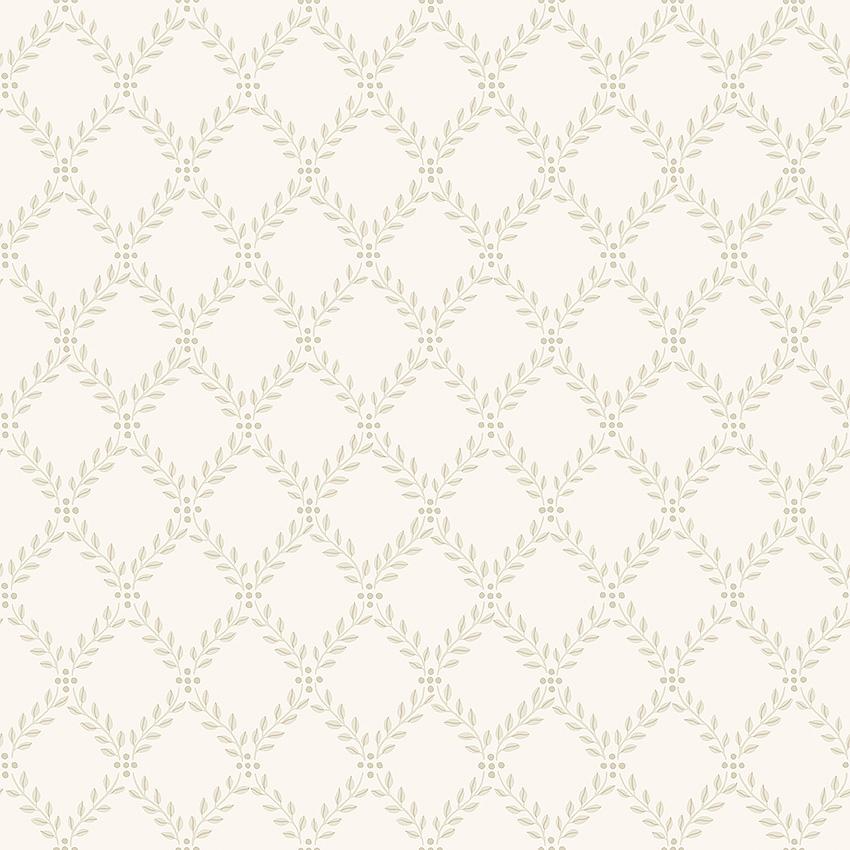 Trellis Leaves 7673 wallpaper